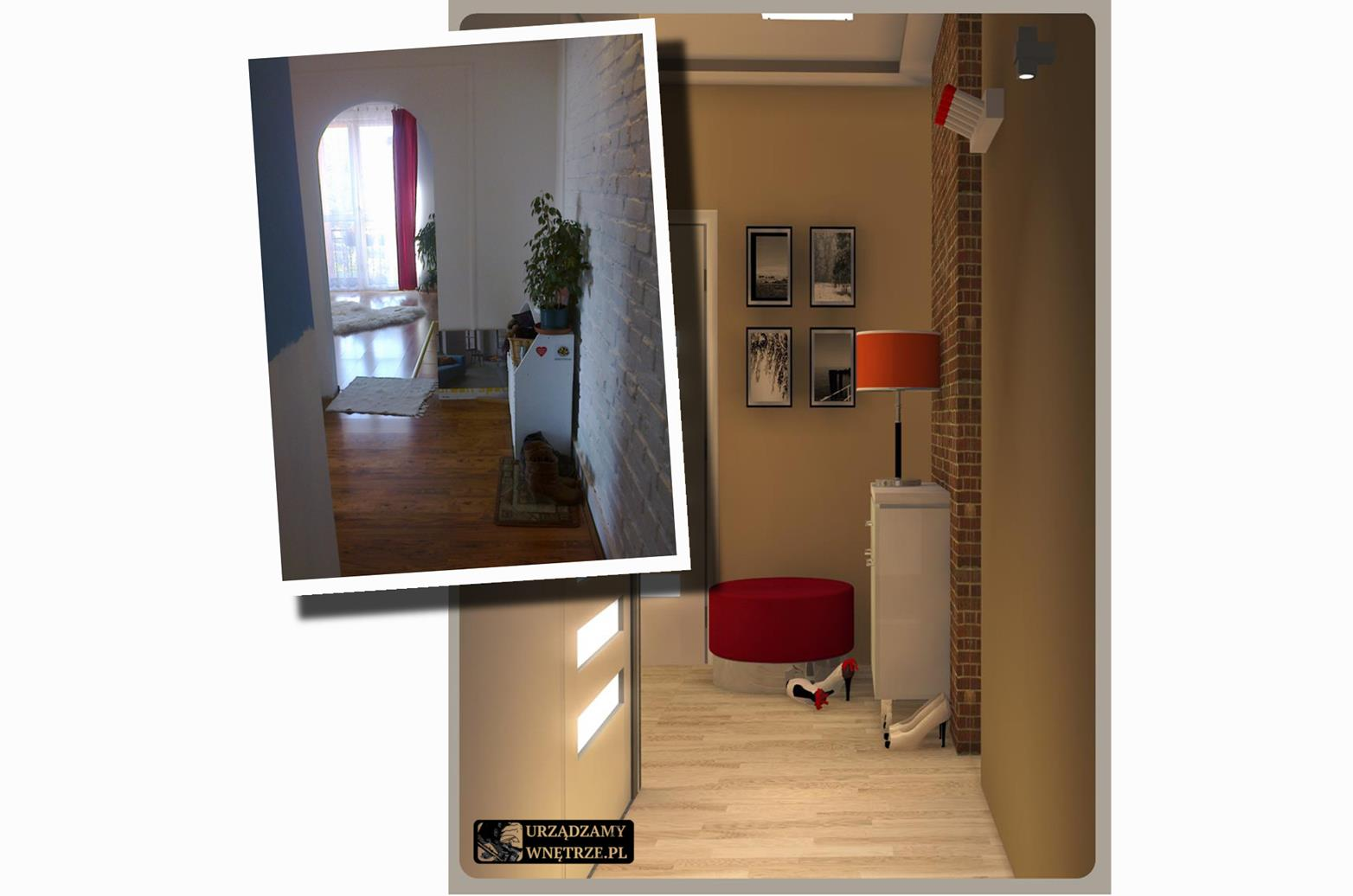 Metamorfoza mieszkania38 m
