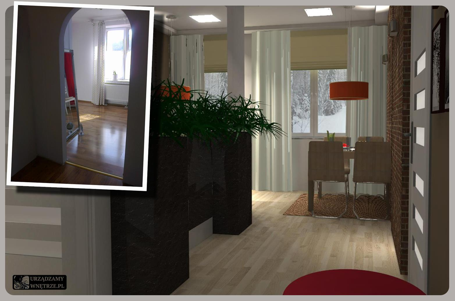 Metamorfoza mieszkania 38 m